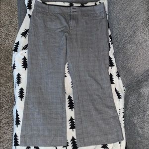 Anthropologie Essential Flare Pants size 14